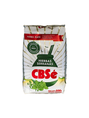 CBSé Hierbas Serranas 500г