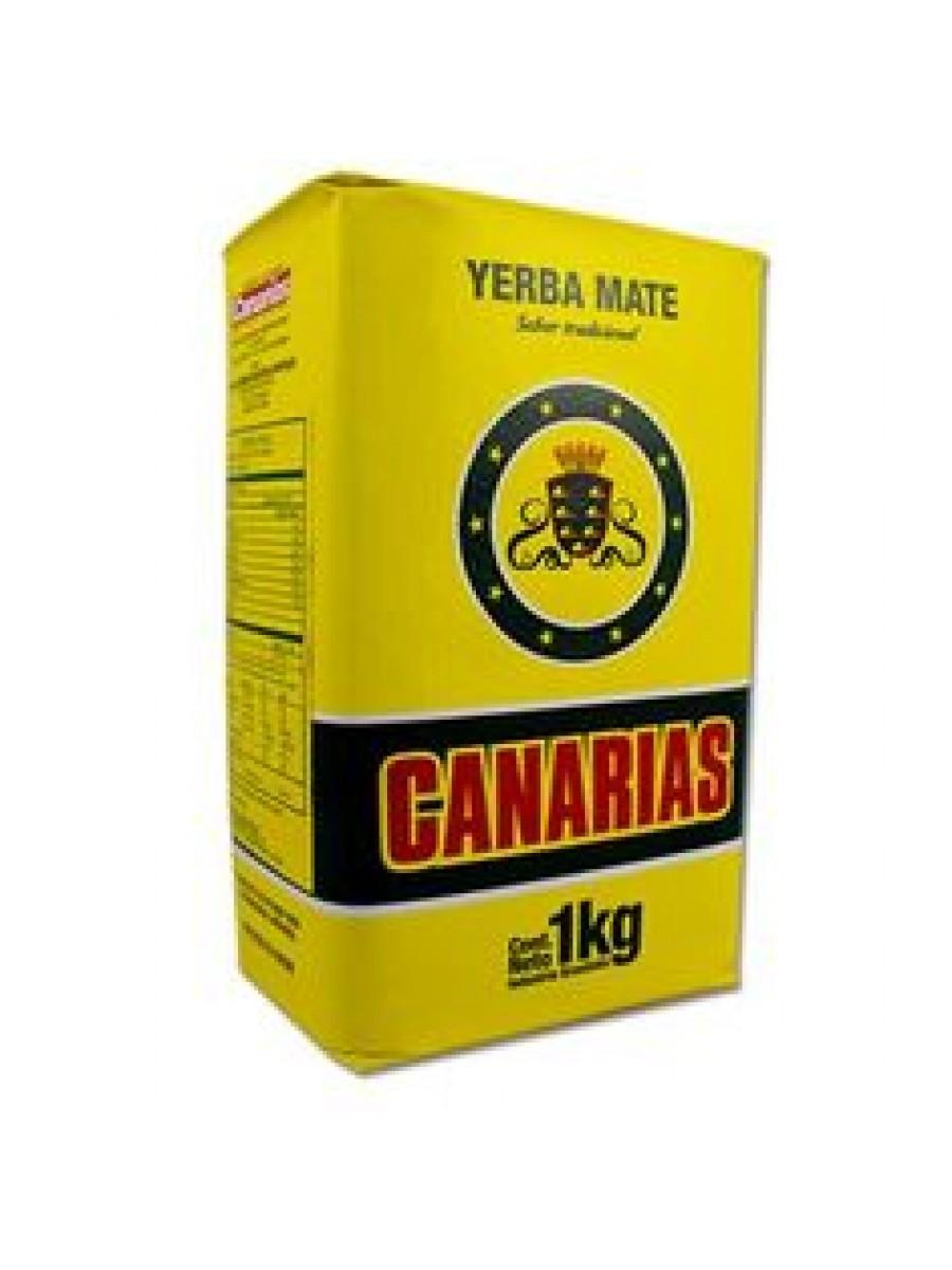Canarias Yerba Mate 1000гр