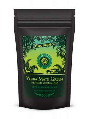 Yerba Mate Green Eucalipto  500г