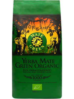 Mate Green ORGANIC BIO DESPALADA 1000гр