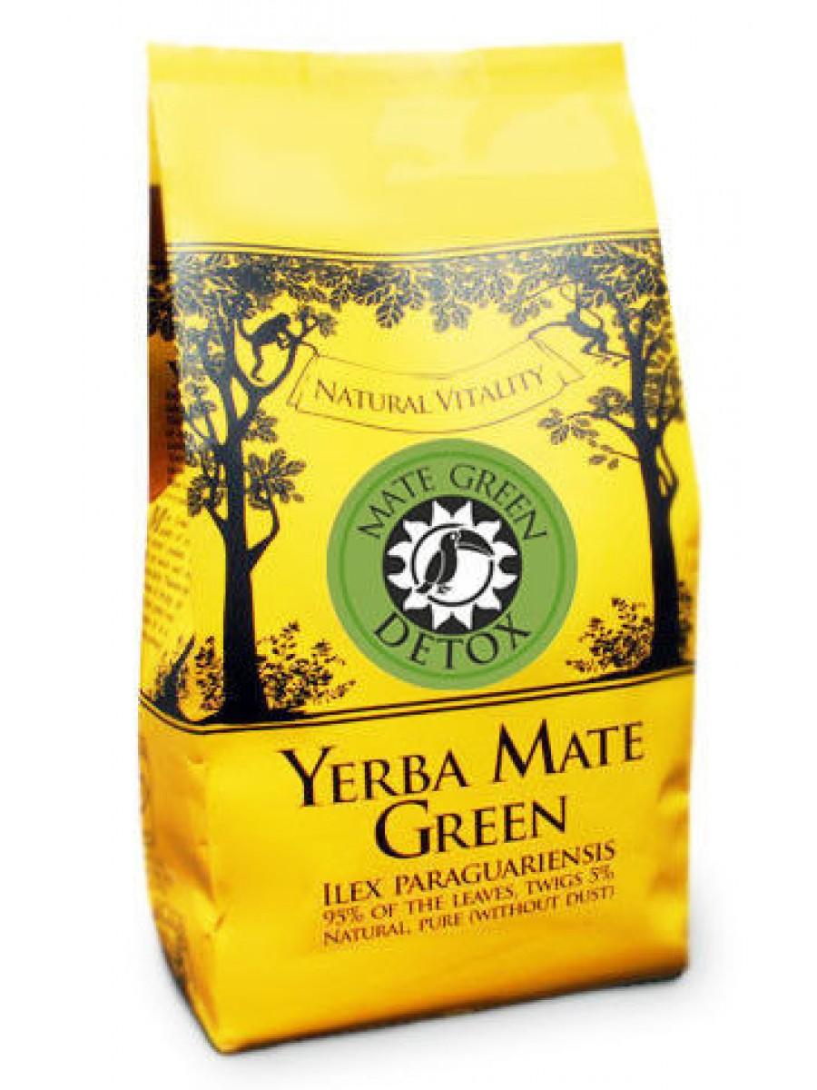 Yerba Mate Green DETOX
