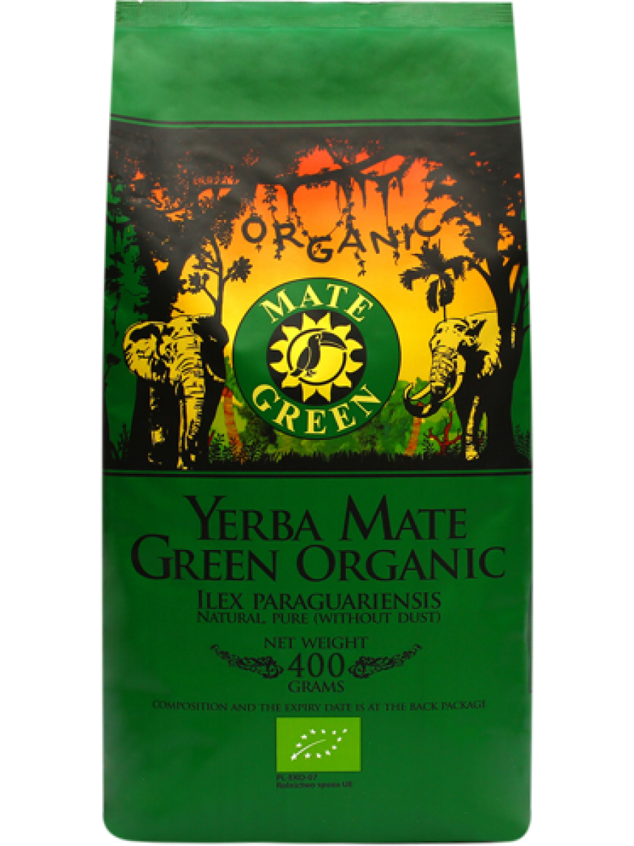 Mate Green ORGANIC BIO DESPALADA