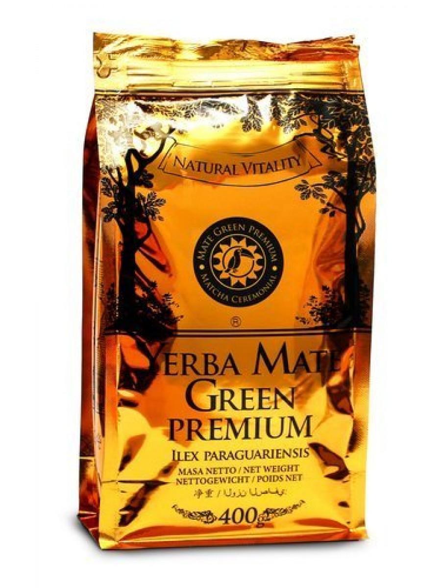 Yerba Mate Green Premium