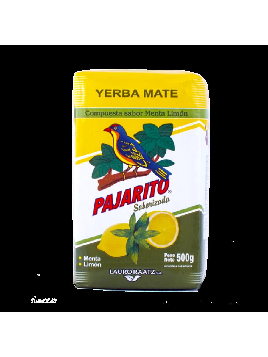 Pajarito Menta Limon 500гр
