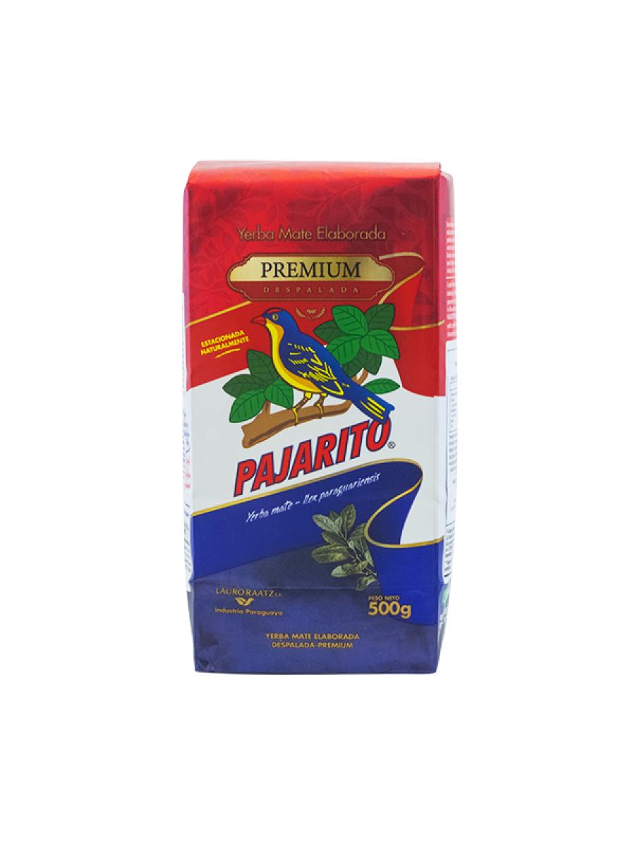 Pajarito Premium Despalada 500г