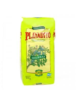 Playadito Hierbas 500г