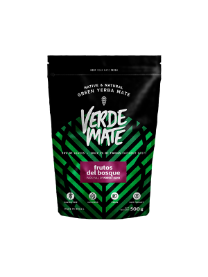 Verde Mate Frutos del Bosque 500г