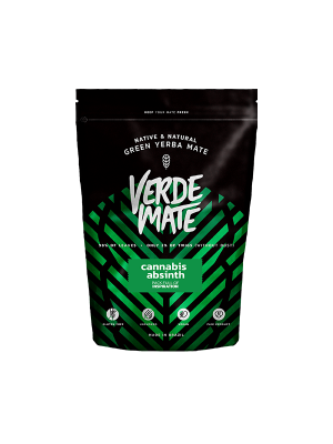 Verde Mate Cannabis Absinth