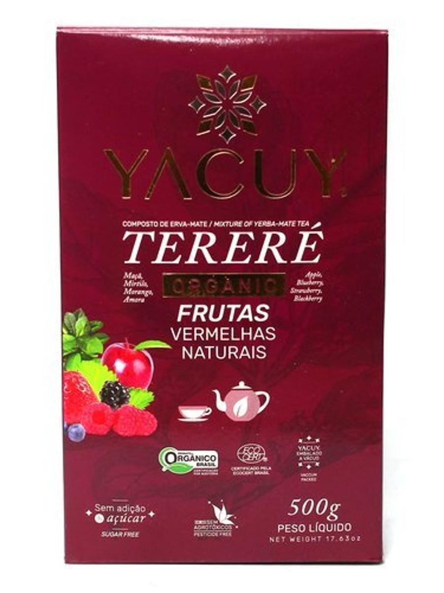 Yacuy Terere лісові ягоди 500г