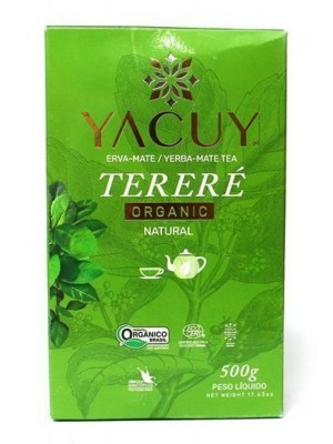 Yacuy Terere Natural 500г