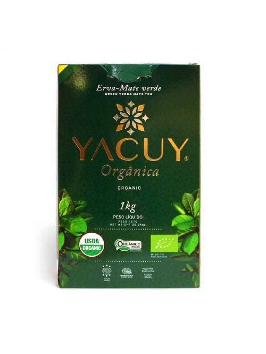 Yacuy Chimarrao Organica Vacuum 1 кг