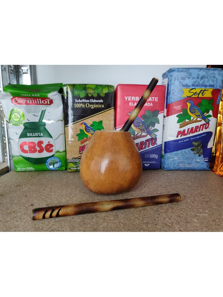 Бомбілія бамбукова 17см