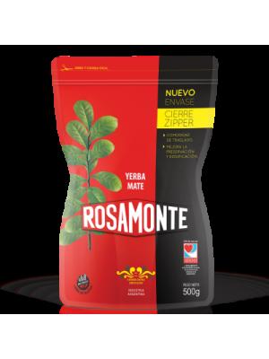 Rosamonte Elaborada Con Palo Doypack