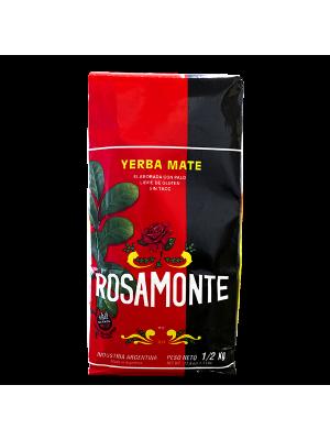 Rosamonte Elaborada Con Palo Tradicional