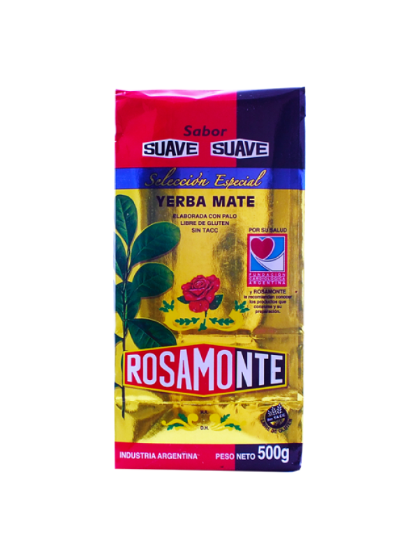 Rosamonte Suave Selection Especial