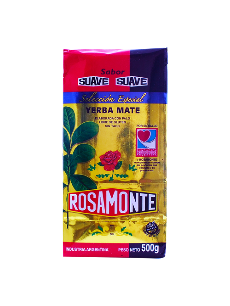 Rosamonte Suave Especial